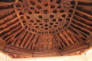 1 ARTESONADO DE OLMEDO Museo de Escyultura Valladolid (3)