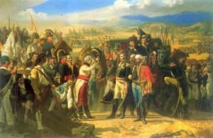1 PALACIO BUENAVISTA. La Rendición de Bailén. Casado del  Slisal S. XIX (Copia) EJERCITO  (1) - copia