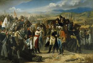 1 PALACIO BUENAVISTA. La Rendición de Bailén. Casado del  Slisal S. XIX (Copia) EJERCITO  (2) - copia