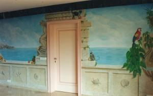 18 MURAL Casa Sicre Mallorca