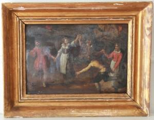 2 TABLA HOLANDESA siglo XVII. -Danza_(3)