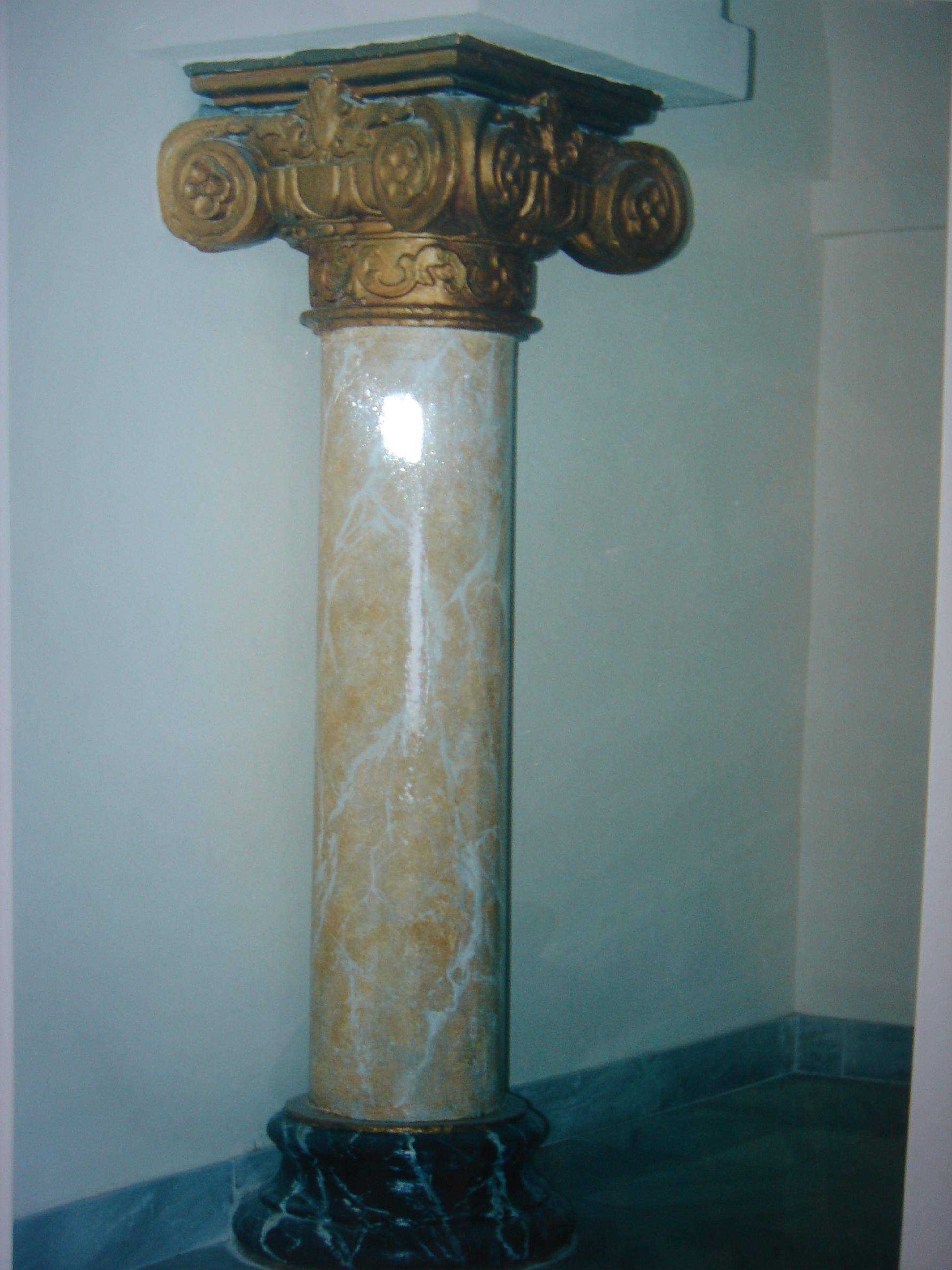 z u00f3calos y columnas