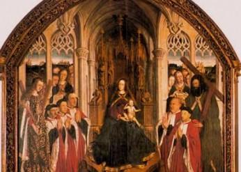 6. Virgen de los Consellers Universidad Alcalá