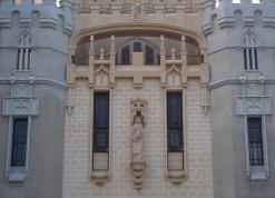 IGLESIA CARMELITA DE SANTA TERESA MADRID. FACHADA (2)