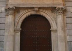 MURCIA Puerta Palacio San Esteban