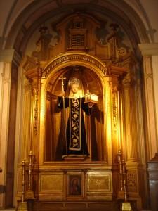 Retablo S. Juan de Dios. SAN JUAN DE DIOS (1)