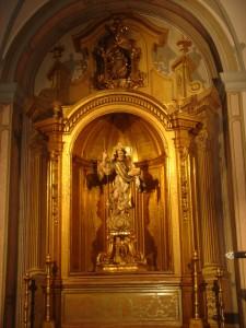 Retablo S. Rafael. SAN JUAN DE DIOS (1)