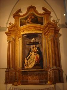 Retablo  V. Angustia. SAN JUAN DE DIOS (2)