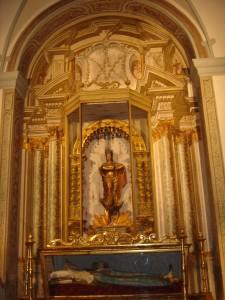 Retablo  V. Asunción. SAN JUAN DE DIOS (1)