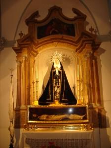 Retablo  V. Soledad SAN JUAN DE DIOS (1)