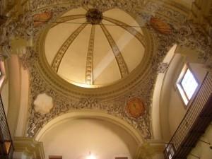 SAN ANDRES. Murcia CAPILLA VIRGEN DE ARRISACA. YESERIAS (1)