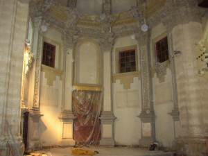 SAN ANDRES. Murcia CAPILLA VIRGEN DE ARRISACA. YESERIAS (7)